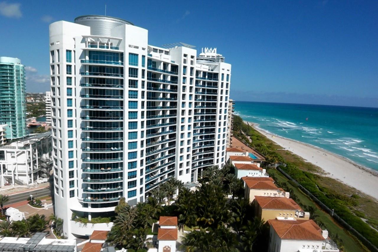 The Bath Club Miami Beach, The Bath Club Condominium and Beachfront ...