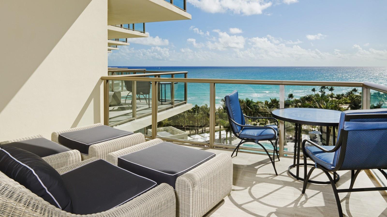 St. Regis Bal Harbour Resort and Condominium Bal Harbour, St. Regis ...