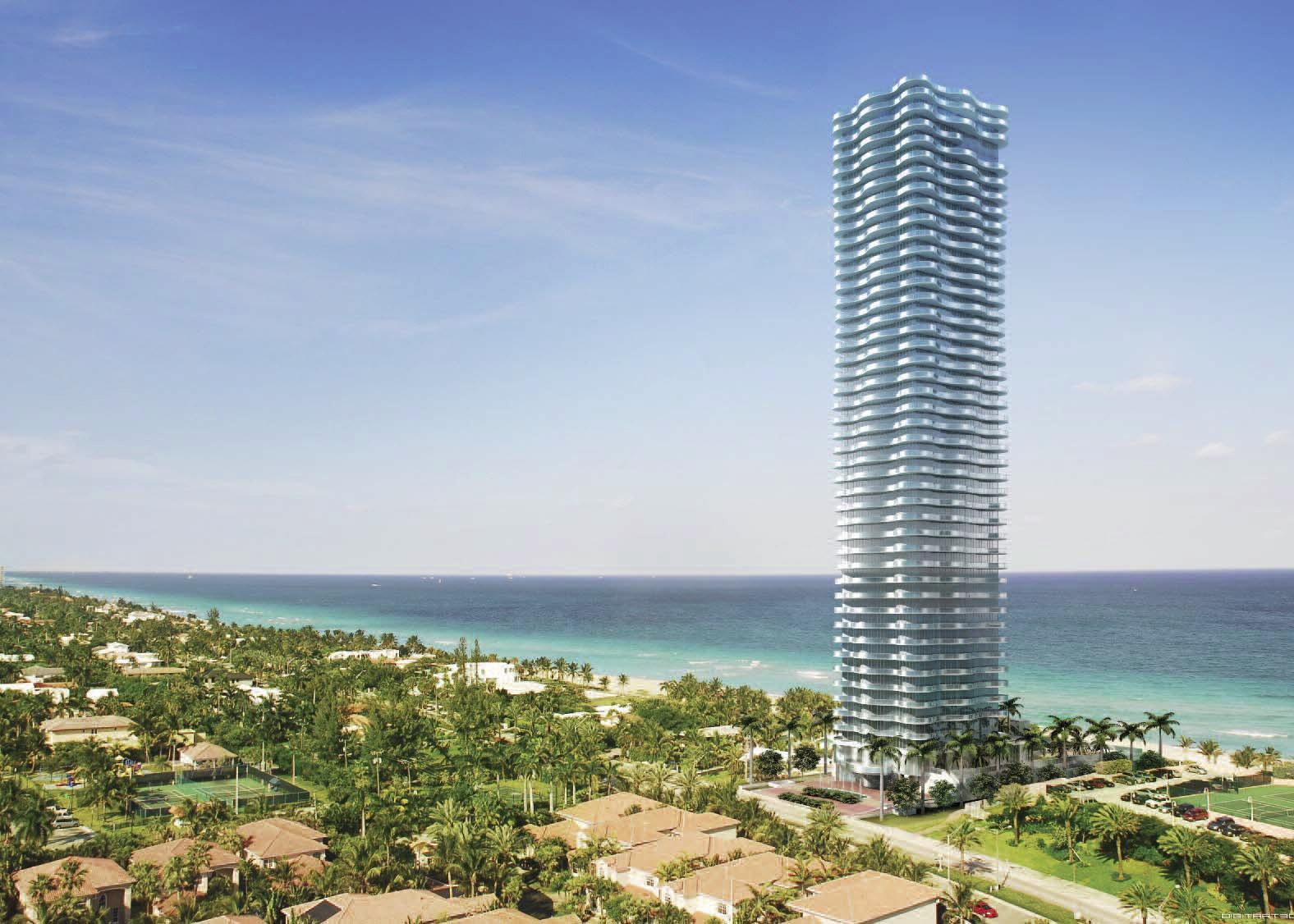 39 Stories Of Bliss At Regalia Miami Miami Pre Construction Condos