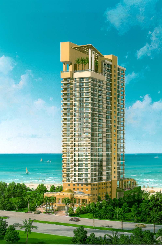 The Sayan Condominium Sunny Isles, Miami Beach. Oceanfront Miami ...