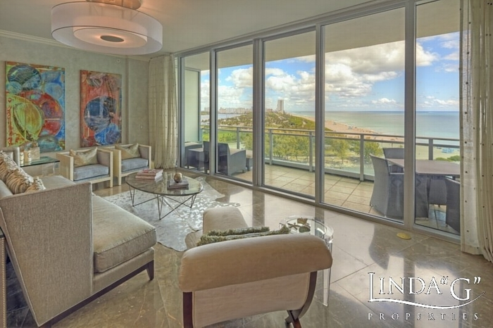 ONE Bal Harbour #904 Oceanfront condominium for sale