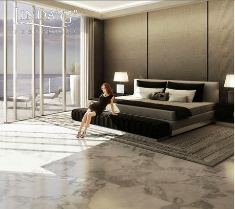 Its OFFICIAL The Residences By ARMANI CASA In Sunny Isles Beach - Armani bedroom design