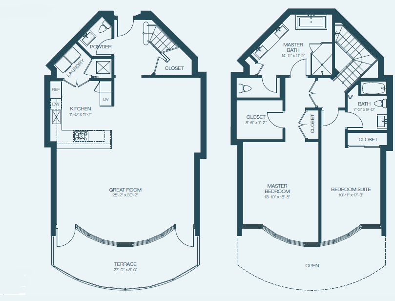 Marina Palms Yacht Club & Condominium Residences Floorplan G