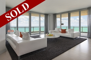 ONE Bal Harbour #608 Linda G Properties Sale
